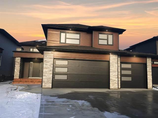 10512 149A Avenue, Rural Grande Prairie No. 1, County of, AB T8X 0S4 (#A1049784) :: The Cliff Stevenson Group