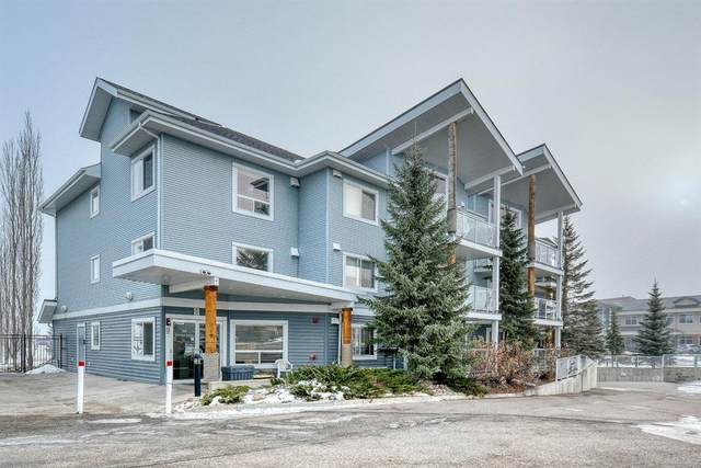 380 Marina Drive #306, Chestermere, AB T1X 0B8 (#A1049814) :: Redline Real Estate Group Inc
