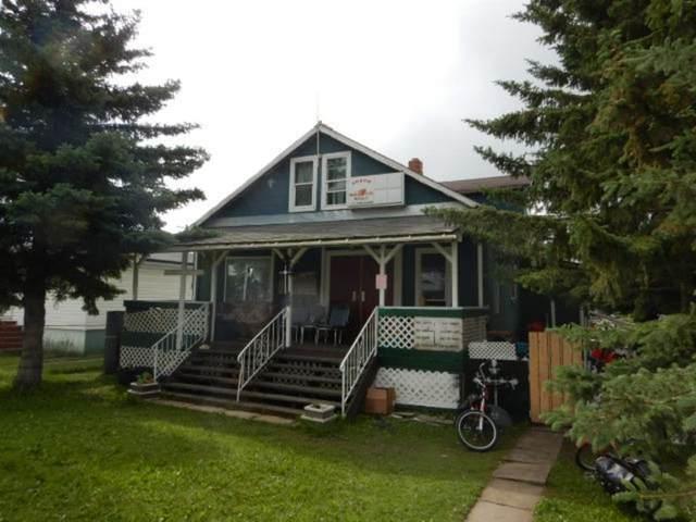 5325 4 Avenue, Edson, AB T7E 1L4 (#A1049827) :: The Cliff Stevenson Group