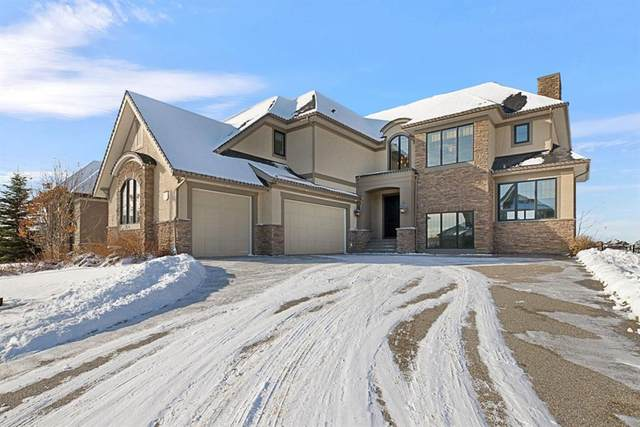 10 Waters Edge Drive, Heritage Pointe, AB T1S 4K3 (#A1049835) :: Redline Real Estate Group Inc
