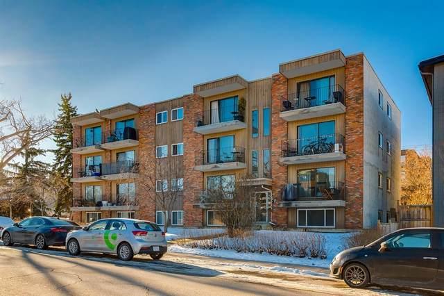 1817 16 Street SW #403, Calgary, AB T2T 4E3 (#A1049844) :: The Cliff Stevenson Group
