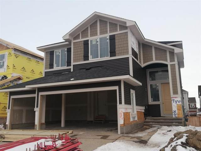 708 Marina Drive, Chestermere, AB T1X 0Y3 (#A1049861) :: Redline Real Estate Group Inc