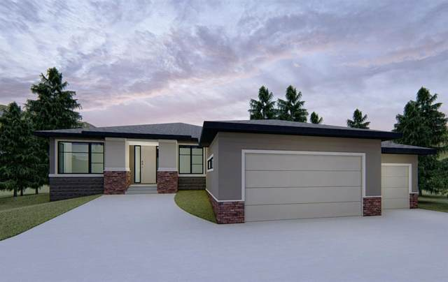 10 Monterra Court, Rural Rocky View County, AB T4C 0H1 (#A1049914) :: Calgary Homefinders