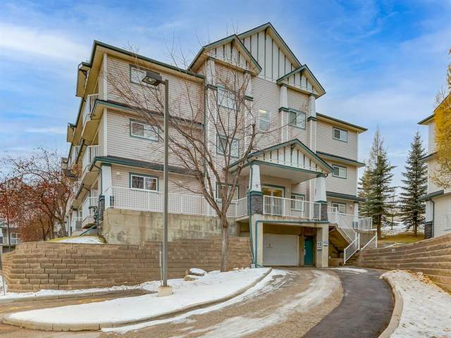 11 Somervale View SW #104, Calgary, AB T2Y 4A9 (#A1049918) :: Canmore & Banff