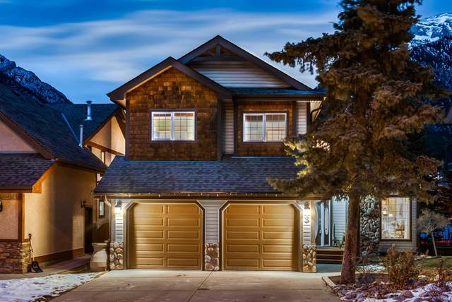 3 Terrace Place, Canmore, AB T1W 2Y3 (#A1049924) :: Canmore & Banff