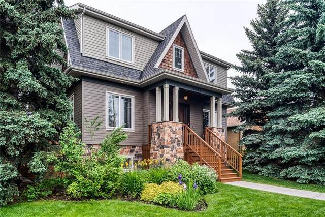 6503 Bow Crescent NW, Calgary, AB  (#A1049995) :: Redline Real Estate Group Inc
