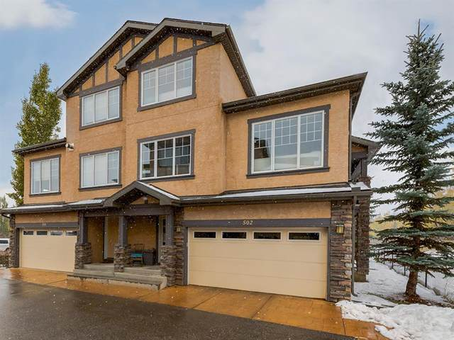 10 Discovery Ridge Hill SW #502, Calgary, AB T3H 5X2 (#A1050015) :: Canmore & Banff