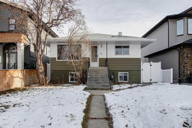 3804 3 Street NW, Calgary, AB T2K 0Z7 (#A1050027) :: Redline Real Estate Group Inc