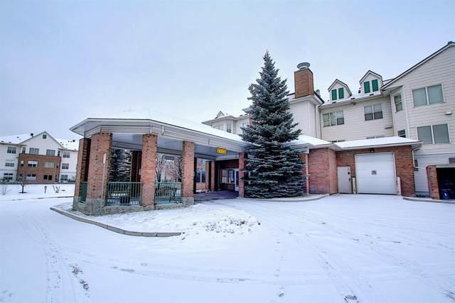 1920 14 Avenue NE #306, Calgary, AB T2E 8V4 (#A1050176) :: Redline Real Estate Group Inc