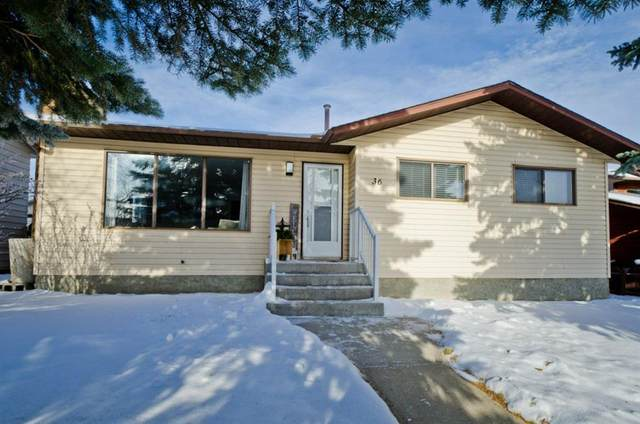 36 Brentwood Drive, Strathmore, AB T1P 1H9 (#A1050223) :: Redline Real Estate Group Inc