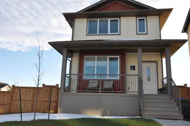 22 Country Meadows Boulevard W, Lethbridge, AB T1J 5J4 (#A1050302) :: The Cliff Stevenson Group