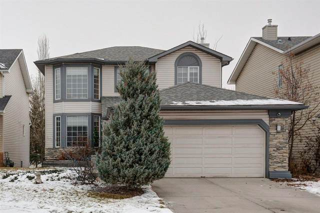 161 Somerside Green SW, Calgary, AB T2Y 3G6 (#A1050338) :: Canmore & Banff