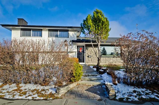 5235 Vallance Crescent NW, Calgary, AB T3A 0T8 (#A1050355) :: Redline Real Estate Group Inc