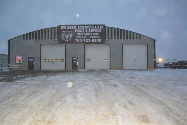 315 59 Street, Edson, AB T7E 1R8 (#A1050404) :: The Cliff Stevenson Group