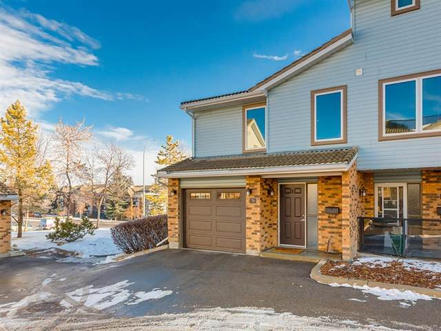 70 Coachway Gardens SW, Calgary, AB T3H 2V9 (#A1050530) :: The Cliff Stevenson Group