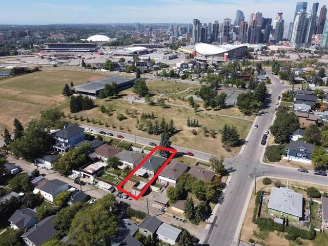 2012 Alexander Street SE, Calgary, AB T2G 4J5 (#A1050546) :: Redline Real Estate Group Inc