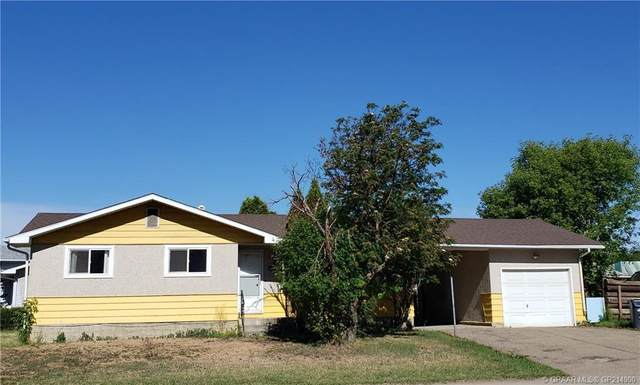 9722 83 Avenue, Peace River, AB T8S 1A4 (#A1050563) :: Redline Real Estate Group Inc