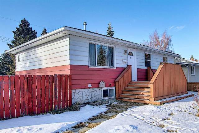 8144 Bowglen Crescent NW, Calgary, AB T3B 2T5 (#A1050576) :: Redline Real Estate Group Inc