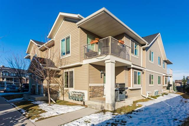 250 Sage Valley Road NW #606, Calgary, AB T3R 0R6 (#A1050597) :: Canmore & Banff