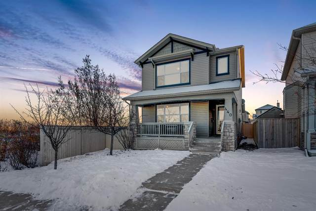440 Morningside Way SW, Airdrie, AB T4B 3M5 (#A1050599) :: Redline Real Estate Group Inc