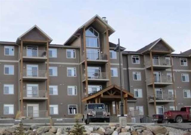 160 Moberly Road #210, Grande Cache, AB T0E 0Y0 (#A1050746) :: Team Shillington | Re/Max Grande Prairie