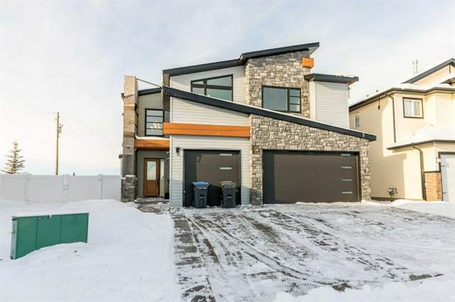 27 Leaside Crescent, Sylvan Lake, AB T4S 0A3 (#A1050761) :: The Cliff Stevenson Group