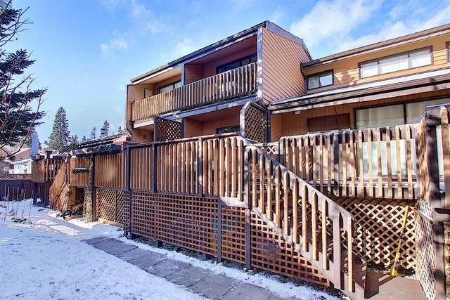 426 Marten Street #6, Banff, AB T1L 1G5 (#A1050762) :: Canmore & Banff