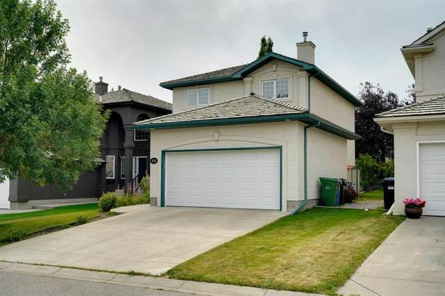 63 Hampstead Terrace NW, Calgary, AB T3A 5Z8 (#A1050804) :: Canmore & Banff