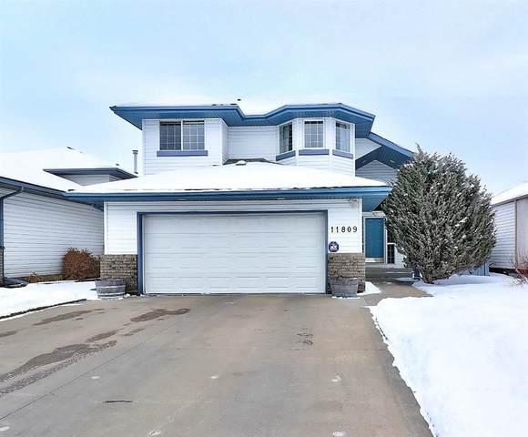 11809 88A Street, Grande Prairie, AB T8V 0O0 (#A1050817) :: Redline Real Estate Group Inc