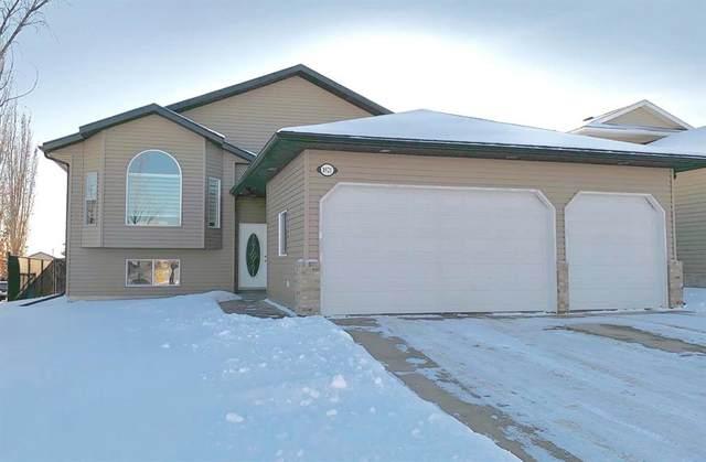 8921 114 Avenue, Grande Prairie, AB T8X 1T9 (#A1050856) :: Canmore & Banff