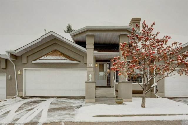 35 Christie Gardens SW, Calgary, AB T3H 3B5 (#A1050890) :: Calgary Homefinders