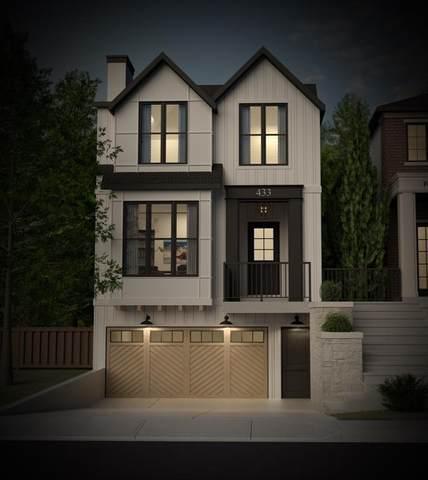 433 18A Street NW, Calgary, AB T2N 2H3 (#A1050963) :: Calgary Homefinders