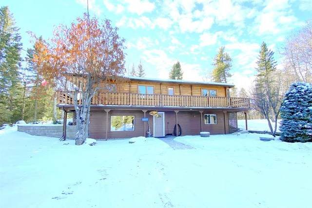 35 Ferrier Drive, Rural Clearwater County, AB T4T 2A4 (#A1050966) :: The Cliff Stevenson Group