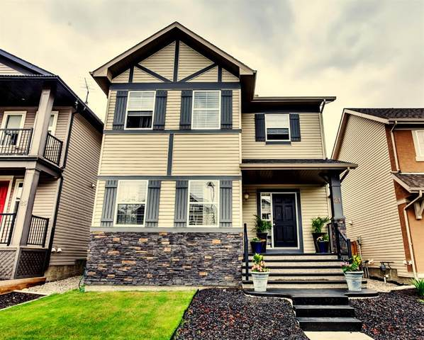 21 Elgin Meadows Link SE, Calgary, AB T2Z 0S3 (#A1050987) :: Canmore & Banff