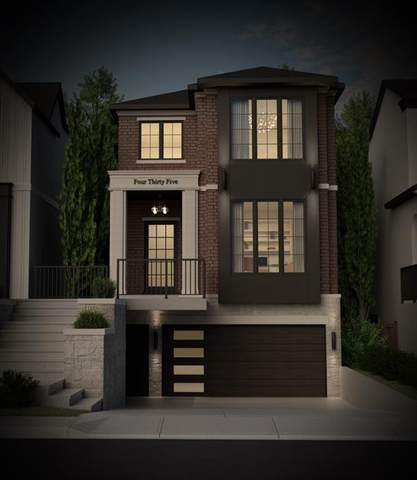435 18A Street NW, Calgary, AB T2N 2H3 (#A1051000) :: Calgary Homefinders