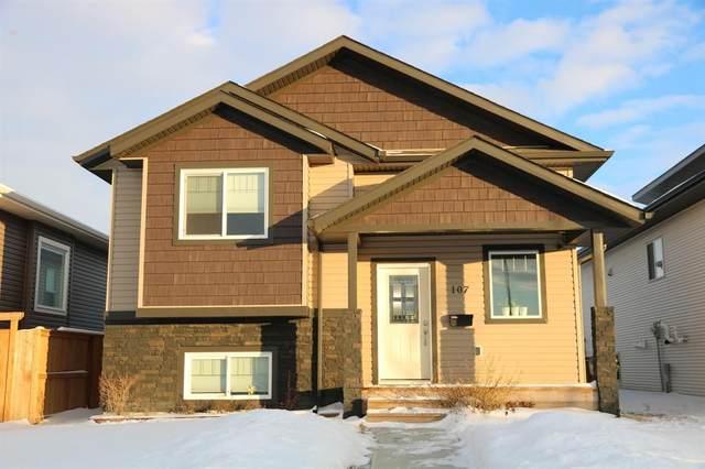107 Aurora Heights Boulevard, Blackfalds, AB T4M 0N6 (#A1051004) :: Redline Real Estate Group Inc