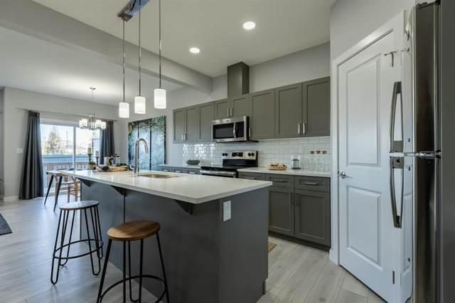 115 Walcrest Way SE, Calgary, AB T2X 4G2 (#A1051013) :: Redline Real Estate Group Inc