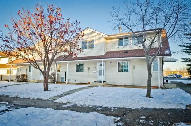 1555 Falconridge Drive NE #85, Calgary, AB T3J 1L8 (#A1051076) :: Calgary Homefinders
