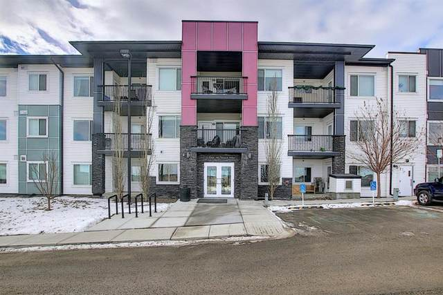 12 Sage Hill Terrace NW #305, Calgary, AB T3R 0W6 (#A1051078) :: Canmore & Banff