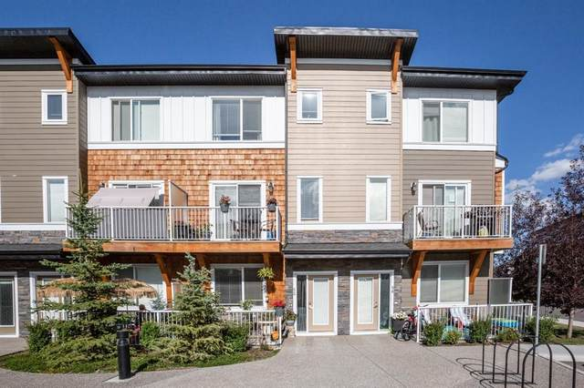 111 Rainbow Falls Gate #52, Chestermere, AB T1X 0Z5 (#A1051153) :: Redline Real Estate Group Inc