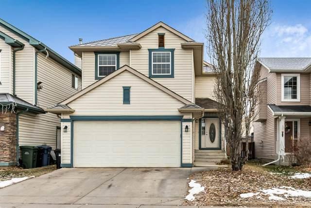 1000 Cranston Drive SE, Calgary, AB T3M 1A7 (#A1051214) :: Redline Real Estate Group Inc