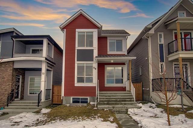 68 Howse Drive NE, Calgary, AB T3P 0V4 (#A1051237) :: Calgary Homefinders