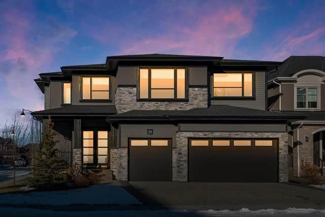 34 Aspen Summit Circle SW, Calgary, AB T3H 0Z7 (#A1051242) :: Redline Real Estate Group Inc