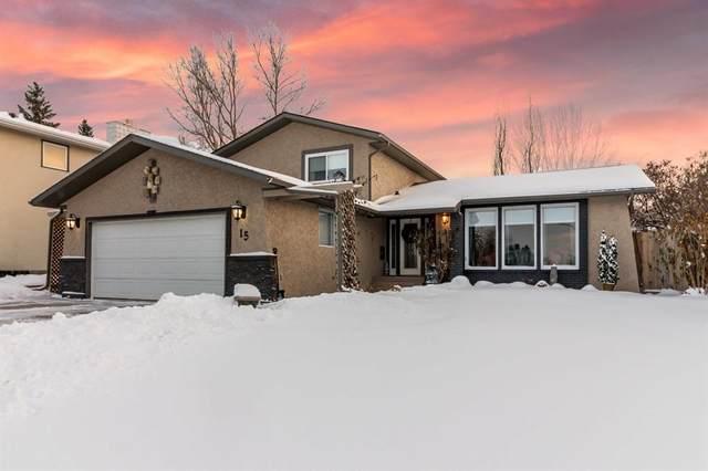 15 Mcphee Street, Red Deer, AB T4N 5T3 (#A1051248) :: Redline Real Estate Group Inc