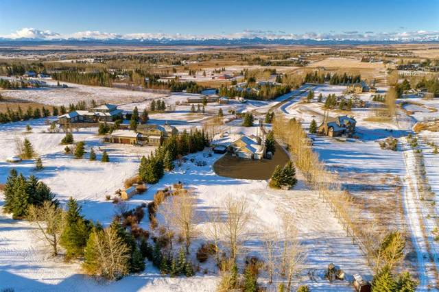 124 Partridge Court, Rural Rocky View County, AB T3Z 3M2 (#A1051274) :: Redline Real Estate Group Inc