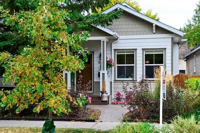 804 3 Avenue NW, Calgary, AB T2N 0J4 (#A1051279) :: The Cliff Stevenson Group