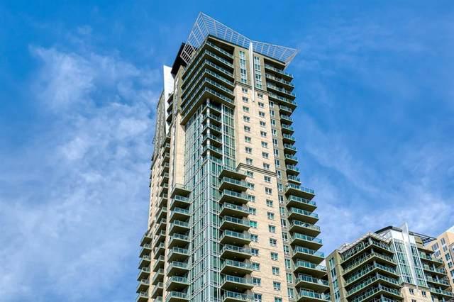 210 15 Avenue SE #1602, Calgary, AB T2G 0B5 (#A1051290) :: Western Elite Real Estate Group