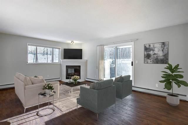 30 Sierra Morena Mews SW #115, Calgary, AB T3H 3K7 (#A1051314) :: Western Elite Real Estate Group
