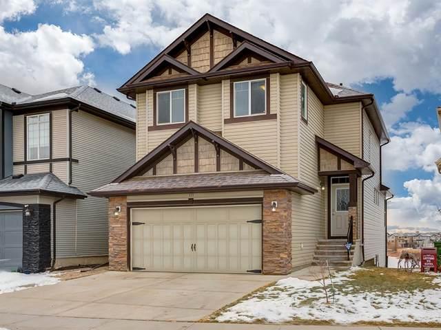 125 Brightonwoods Gardens SE, Calgary, AB T3Z 0T3 (#A1051326) :: Redline Real Estate Group Inc