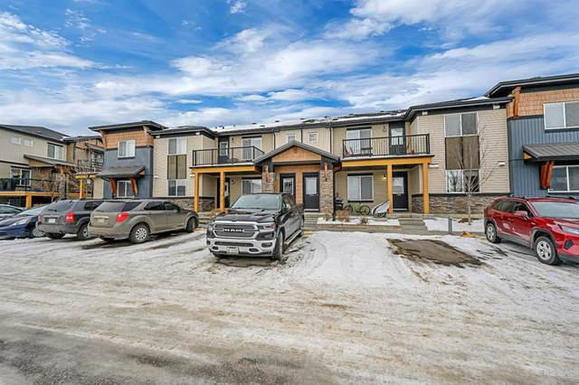 2781 Chinook Winds Drive SW #7203, Airdrie, AB T4B 3S5 (#A1051381) :: Redline Real Estate Group Inc